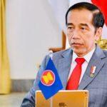 Presiden Jokowi Ikuti Upacara Pembukaan KTT Ke-36 ASEAN dari Istana Bogor
