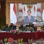 Presiden Minta Perwira Muda TNI-Polri Kuasai Teknologi Khusus