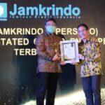 PT Jamkrindo Raih Penghargaan Anugerah BUMN 2020