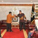 Bertemu Pimpinan MPR RI, Alumni PMII Dukung BPIP Diatur dalam UU