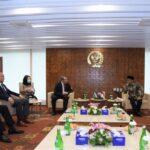 Muhaimin Iskandar Bahas Kerja Sama Parlemen dengan Dubes Uzbekistan
