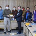 Azis Syamsuddin Terima Masukan Serikat Pekerja untuk RUU Cipta Kerja