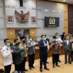 Raker dengan DPR, DPD Sampaikan Pentingnya Hindari Konflik Kebijakan