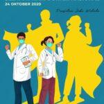 Presiden Ucapkan Selamat Ulang Tahun ke- 70 Ikatan Dokter Indonesia