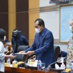 Komisi I DPR Setujui DIM RUU Kerja Sama Pertahanan Indonesia - Swedia