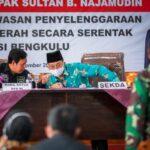 Sultan B. Najamudin: Pilkada Serentak 2020 Wajib Terapkan Protokol Kesehatan