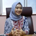 Senator Lampung dr. Jihan Minta Masyarakat Tidak Takut Divaksin