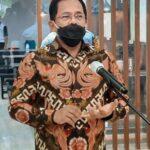 Hindari Kerumunan, Wartawan Dilarang Foto-Foto Di Ruang Vaksinasi DPR