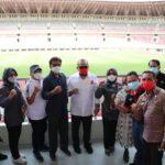 Kunker ke Papua, Ketua DPD RI Pastikan Venue PON Siap