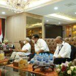 Pimpinan DPR Bertemu dengan Pensiunan BUMN Bahas Masalah Polis Anuitas Jiwasraya