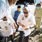 Raker dengan Gubernur Sulbar, LaNyalla Dukung Pemulihan Sulbar