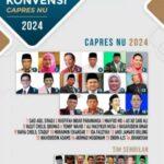 Dari Konvensi Capres NU 2024, Pansel Targetkan 100 Ribu Responden