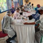 Vaksinasi Covid 19 Polda Metro Jaya di Kampung Tangguh Jaya RW 09 Penggilingan Diperpanjang