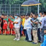 Ketua DPD RI LaNyalla Dukung Pemanfaatan Sport Science di Sepak Bola Tanah Air