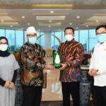 Terima Pimpinan Komisi Hukum dan HAM MUI, Bamsoet: Pancasila dan UUD NRI 1945 Jamin Penegakan HAM di Indonesia